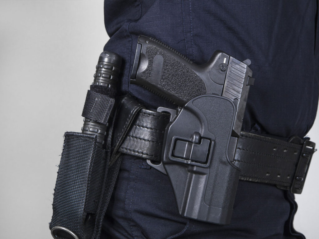ARmed SEcurity - Armed Security Services include standing guard, bodyguard and plain clothes that accommodate your security needs. Our officers have been protecting the public for over 50 years, fully permitted and trained to use and carry weapons.  We can tailor our services to meet the demands of your request.