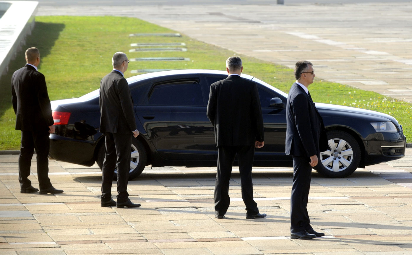 VIP Protection - Protection for executives, celebrities, athletes, dignitaries, etc.