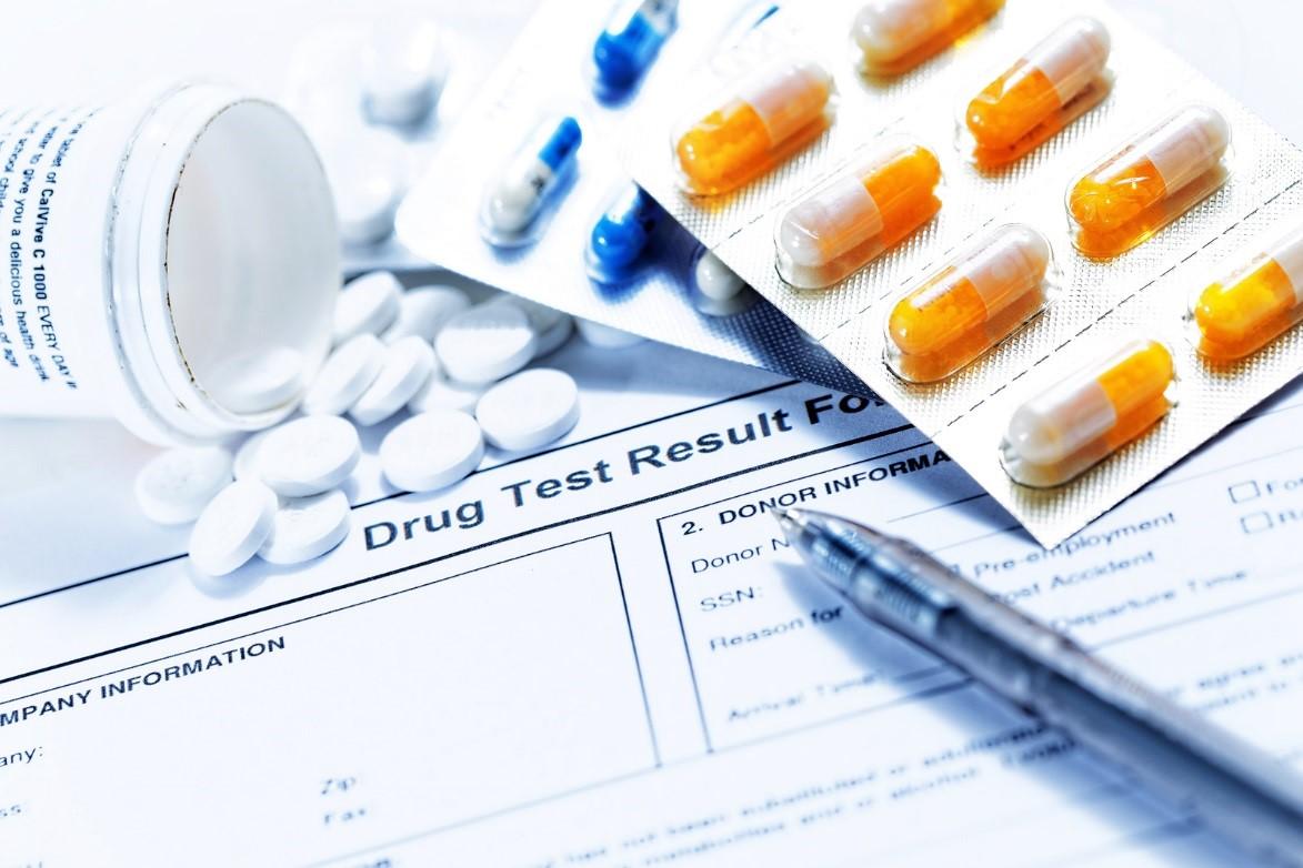 Employee drug testing -