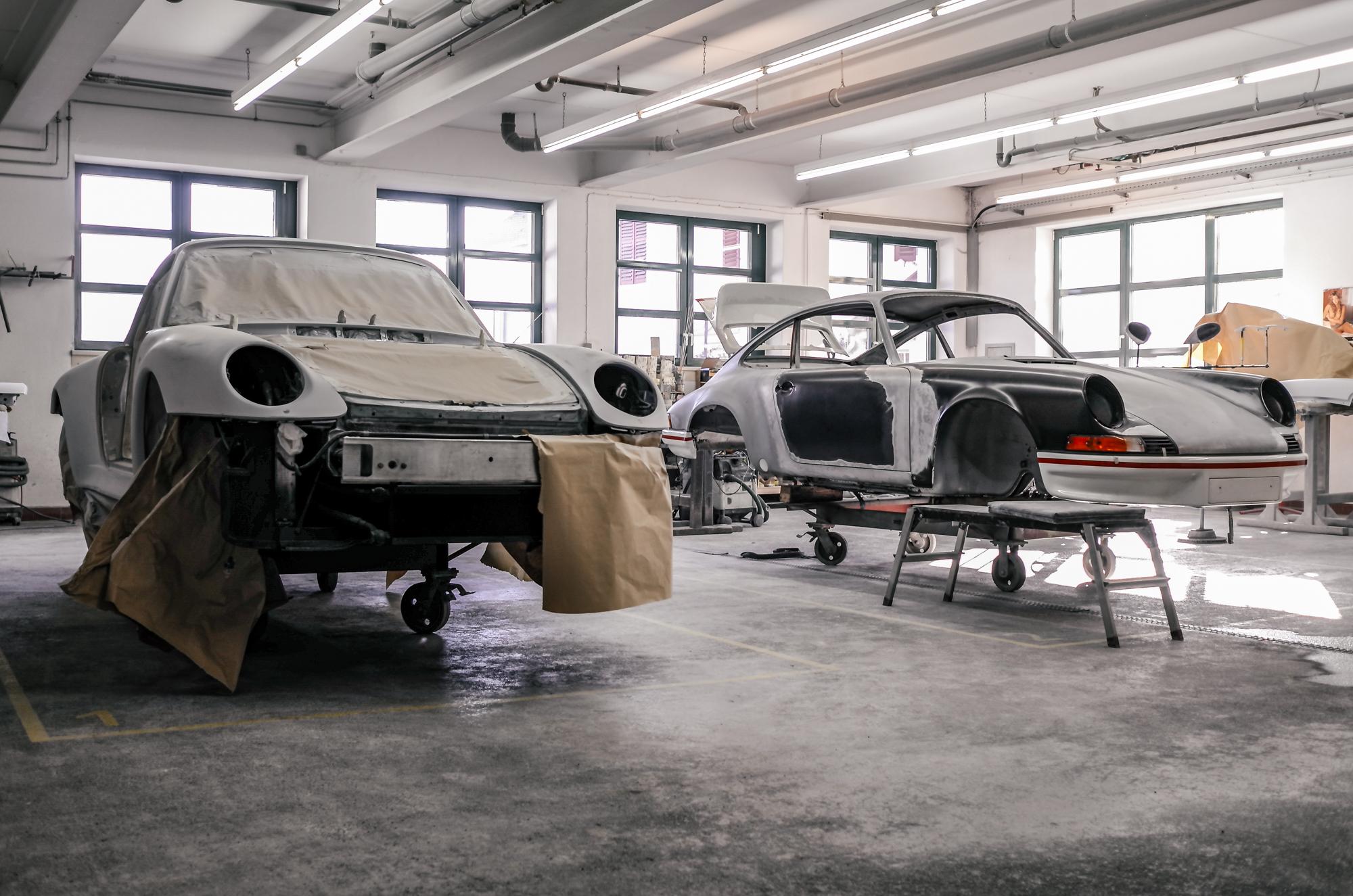 RUF Restoration -