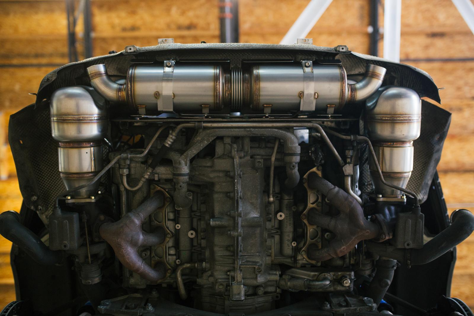 996 Turbo - The Works - January 10, 2018