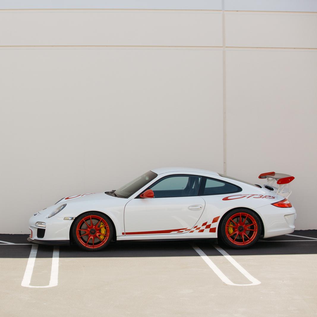 2011 Porsche 997 GT3RS