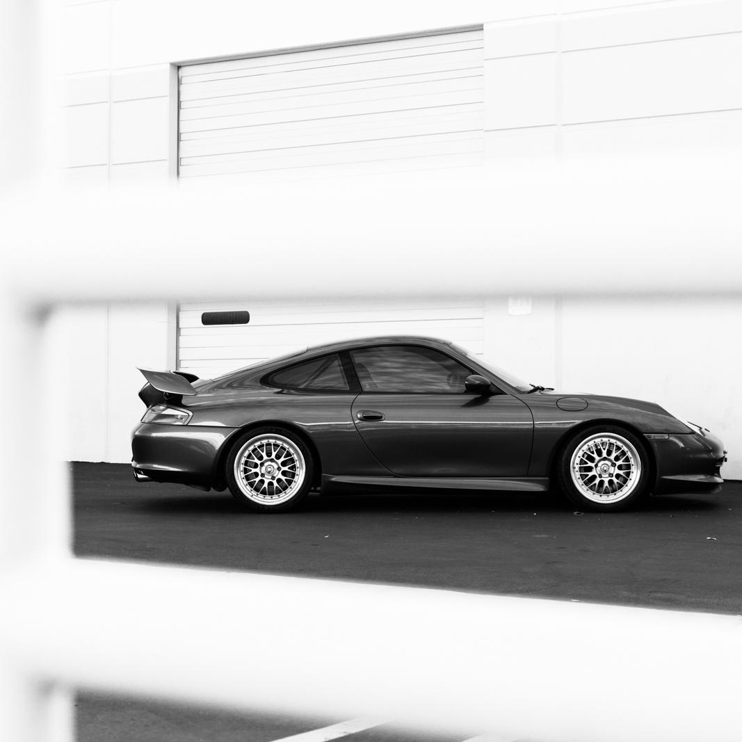 2005 Porsche 996 GT3