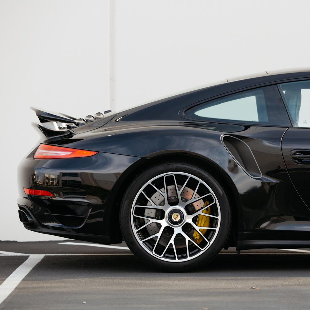 2017 Porsche 991 Turbo S