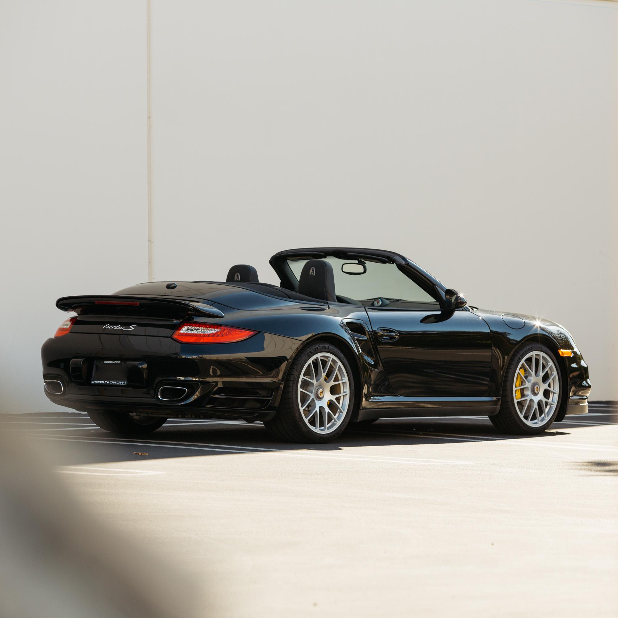 2010 Porsche 997 Turbo S