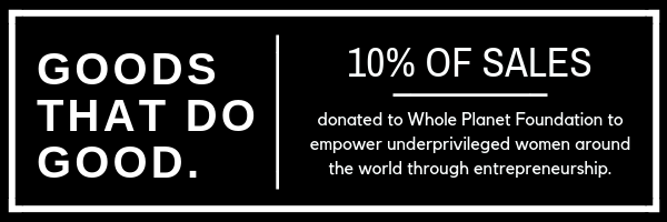 shop slo sustainable donation brand
