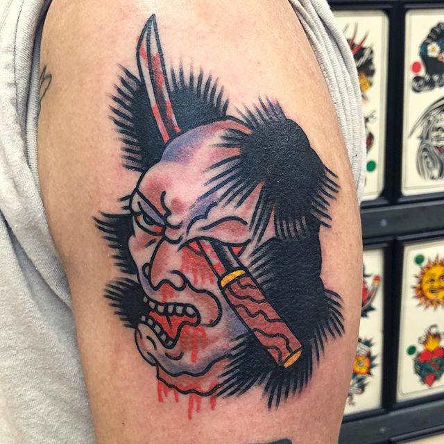 For tattoos DM or walk-in @riversidetattooma