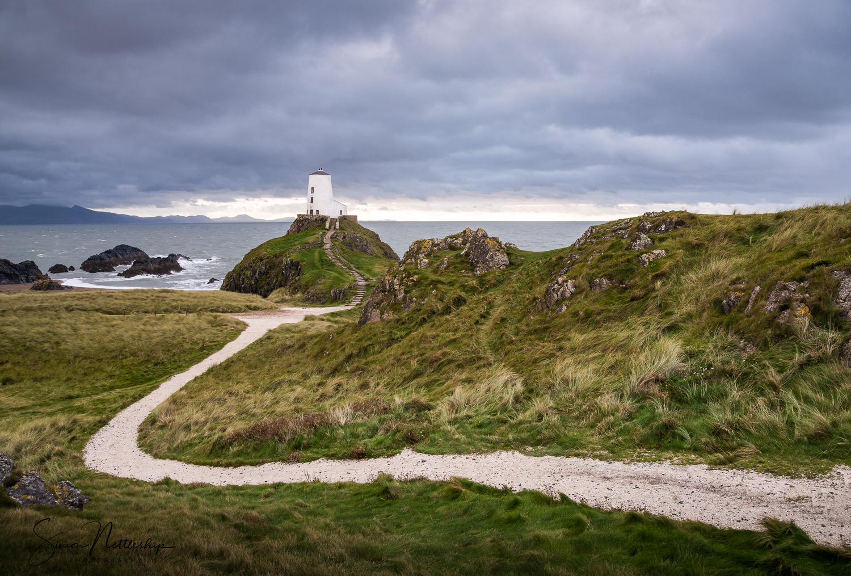 Llanndwyn Island