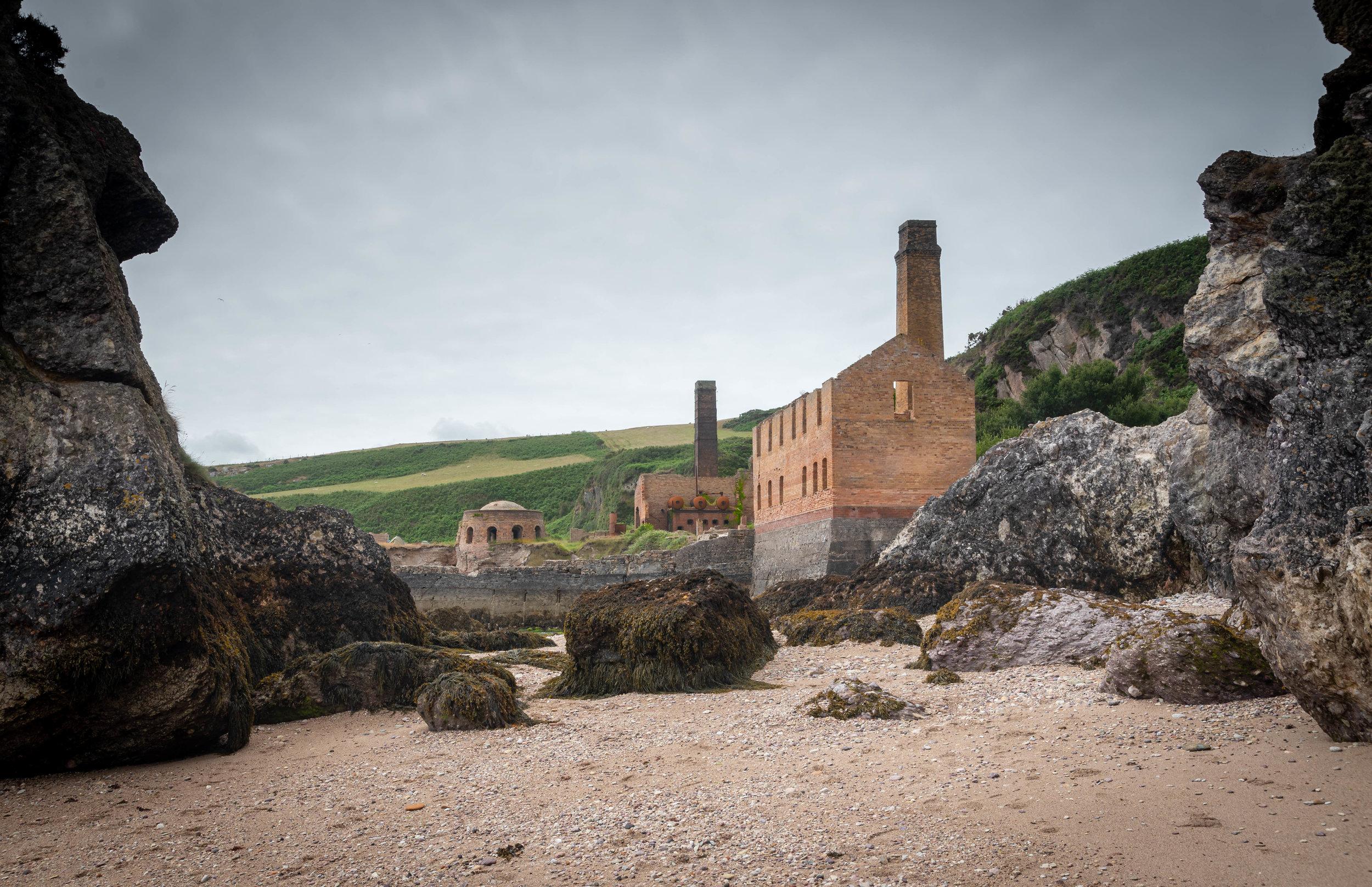 Porth Wen Brickworks, Anglesey