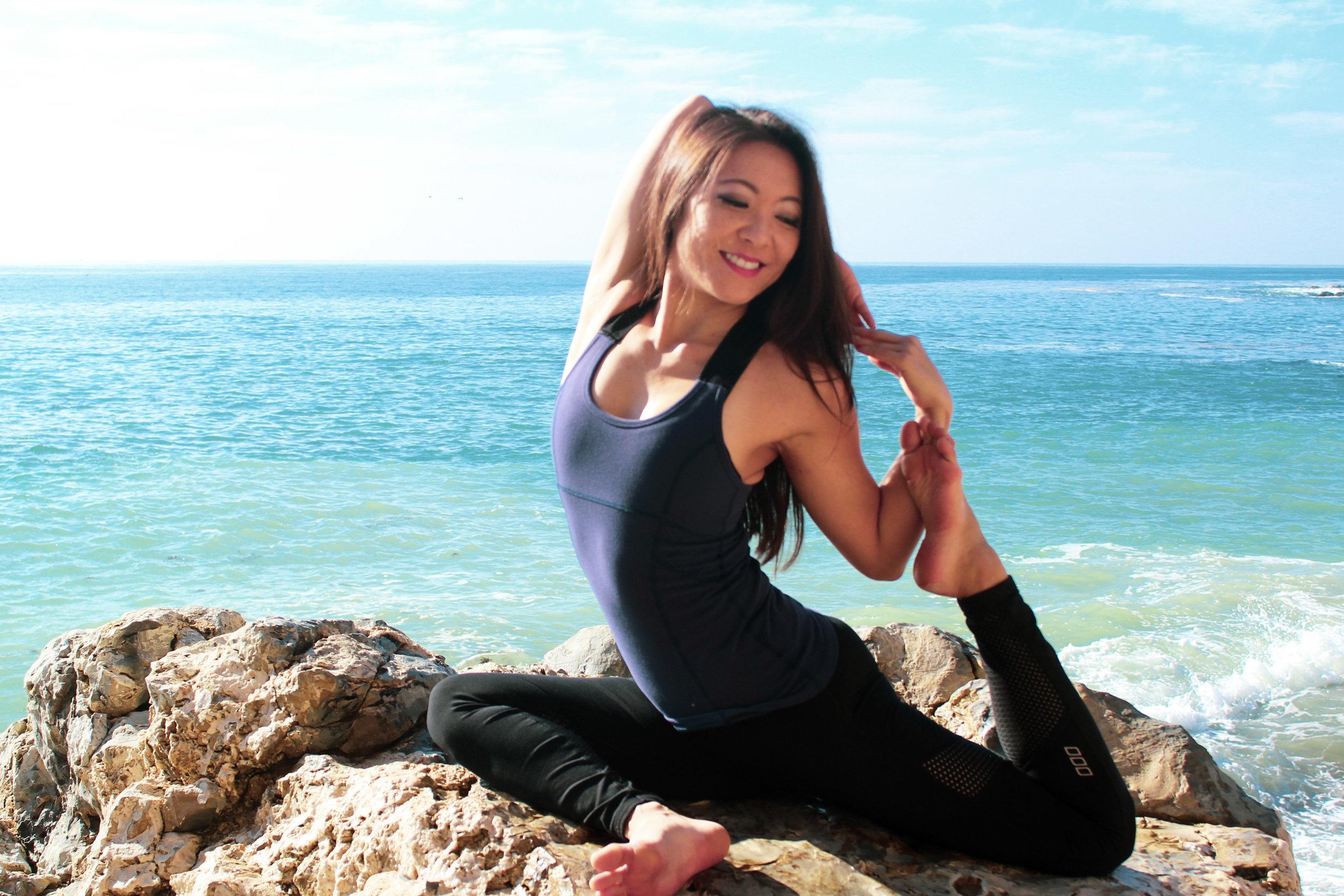 Melissa Okabe Yoga