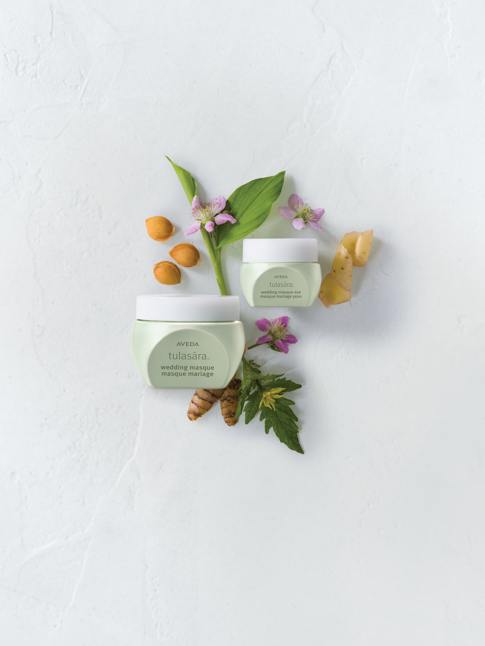 new Aveda Wedding Day Skin products. - COME IN AND TRY THE OVERNIGHT MASQUES...BEAUTIFUL...