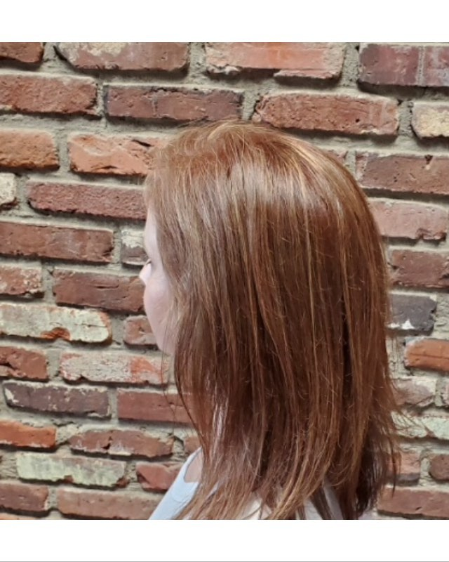 Another Happy Aveda Color Haircut and Style Guest