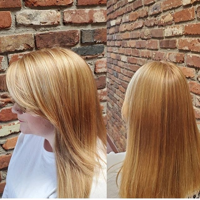 Awesome Aveda Color!!!