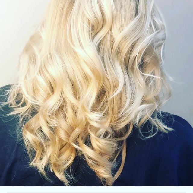 Another Happy Blond by Sharon and Paulette
