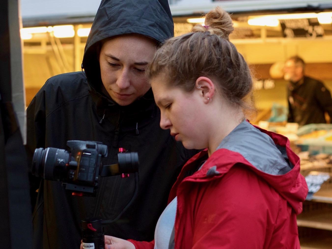 Filming at Market.jpg