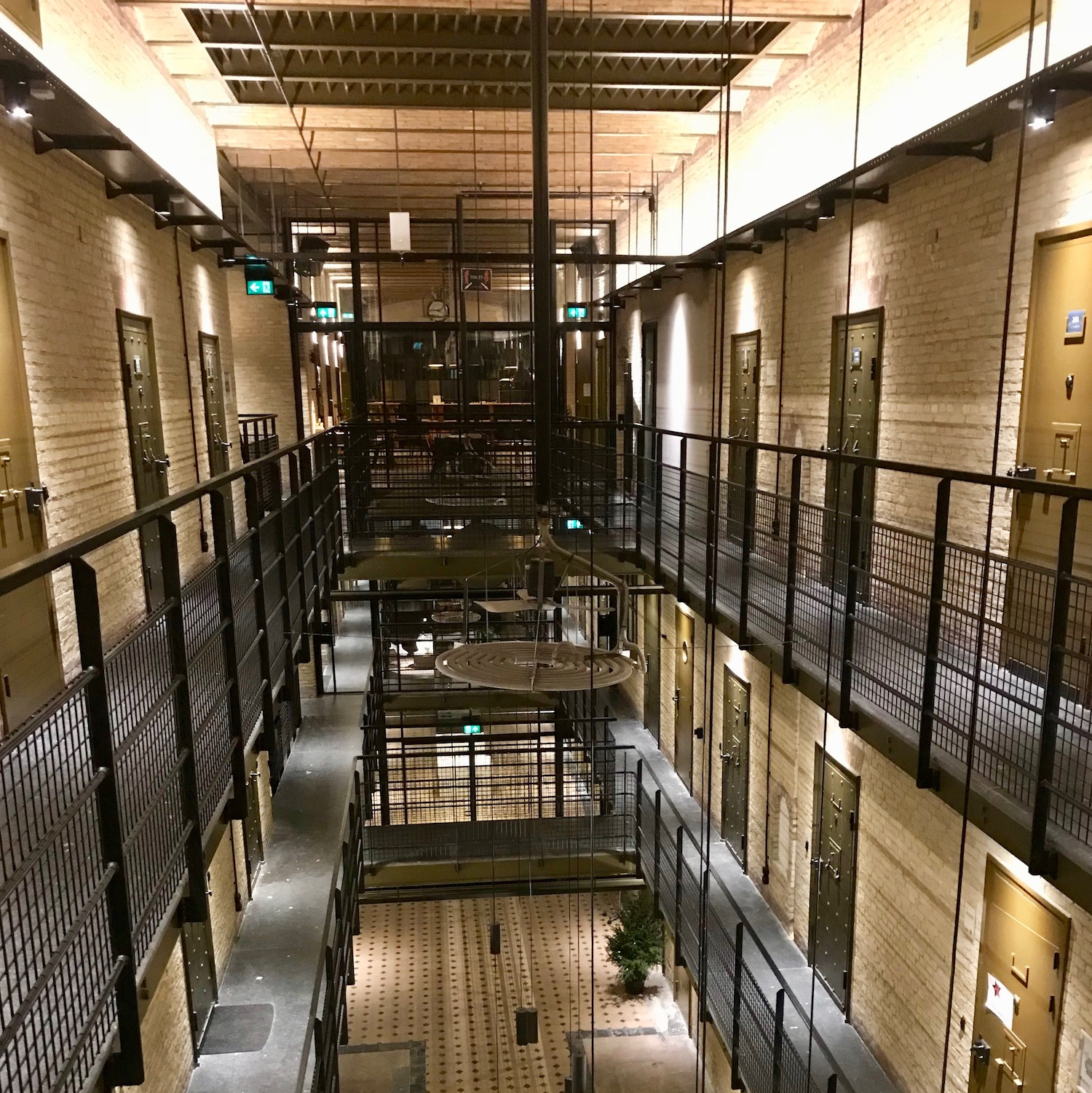 Fun Fact:  We  stayed in a jail  during our time in Leeuwarden. The former prison, called de Blokhuispoort, served as a penitentiary from the 1500's until its closure in 2007.