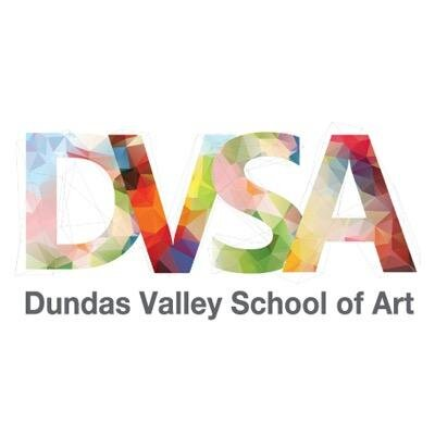 Dundas Valley School of Art Faculty Exhibition - Hamilton Arts Weekend  Two of my abstract pieces are included in this exhibition.