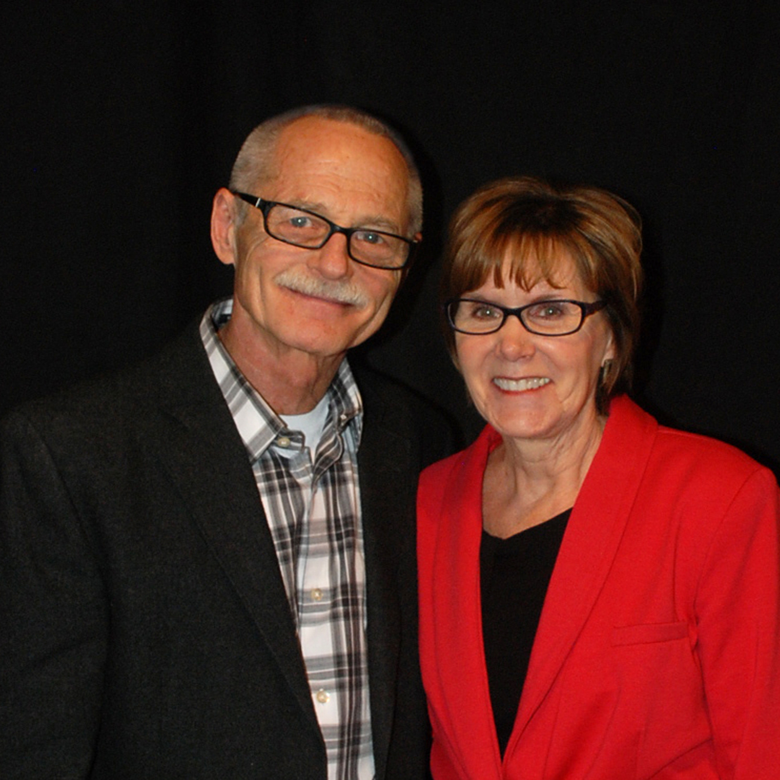Pastor Mark and Pam Biel