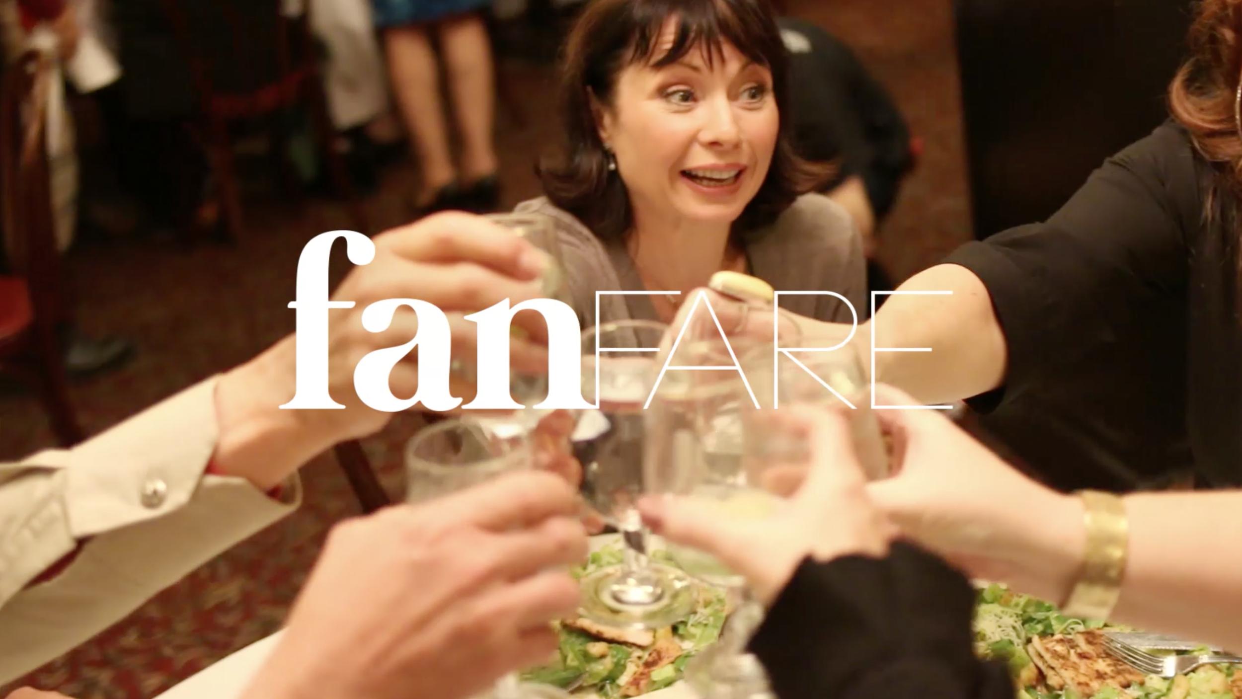 """FanFare"" Web Series    Video Editing & Design"