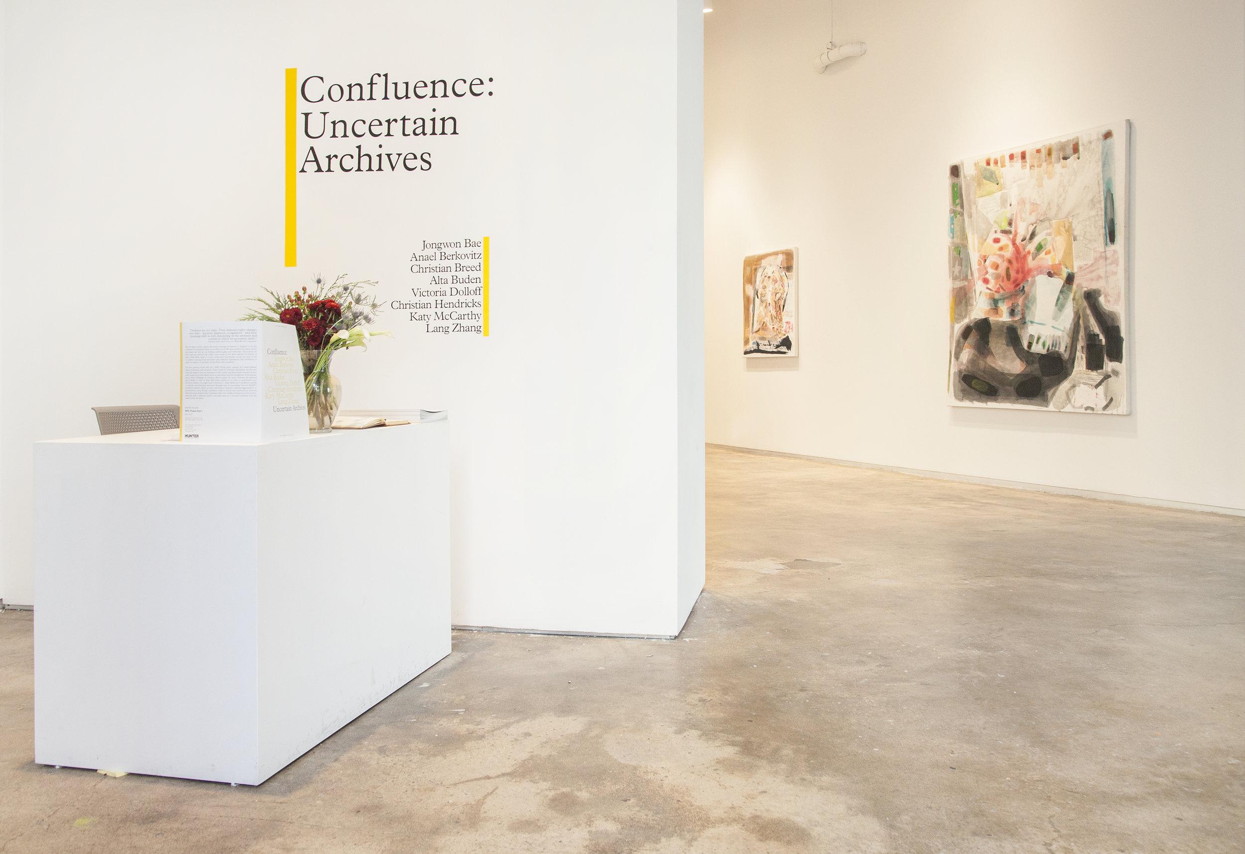 Art Exhibition Identity  Role: Art Director