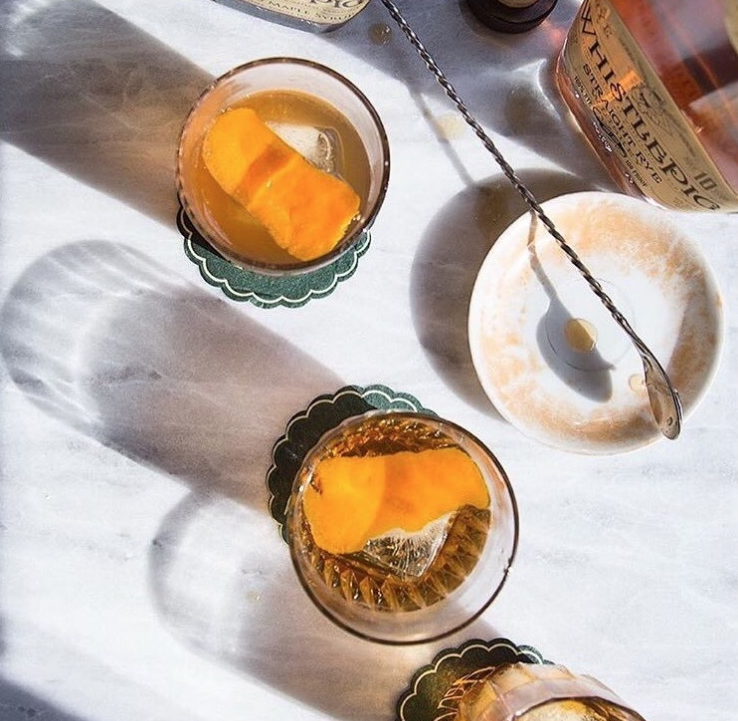 WhistlePig Whiskey   Role :  Social Content Producer/ Designer