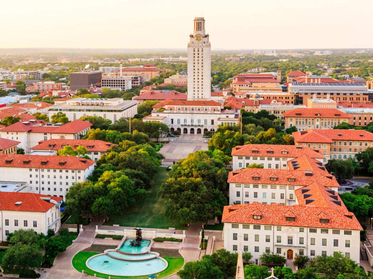 University of Austin, Austin, Tx