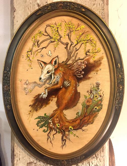 Fox Burst