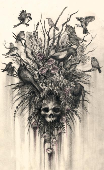Mourning Birds