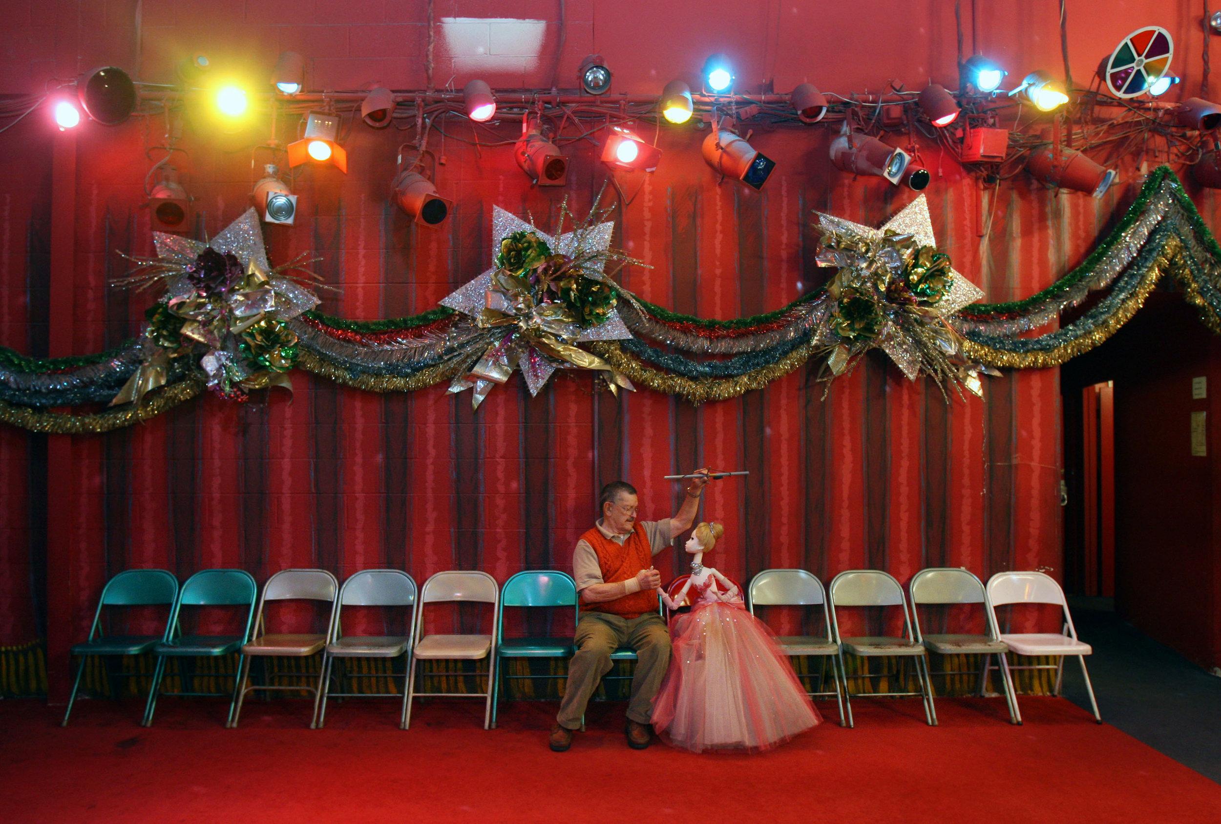 Bob Baker puppet theater