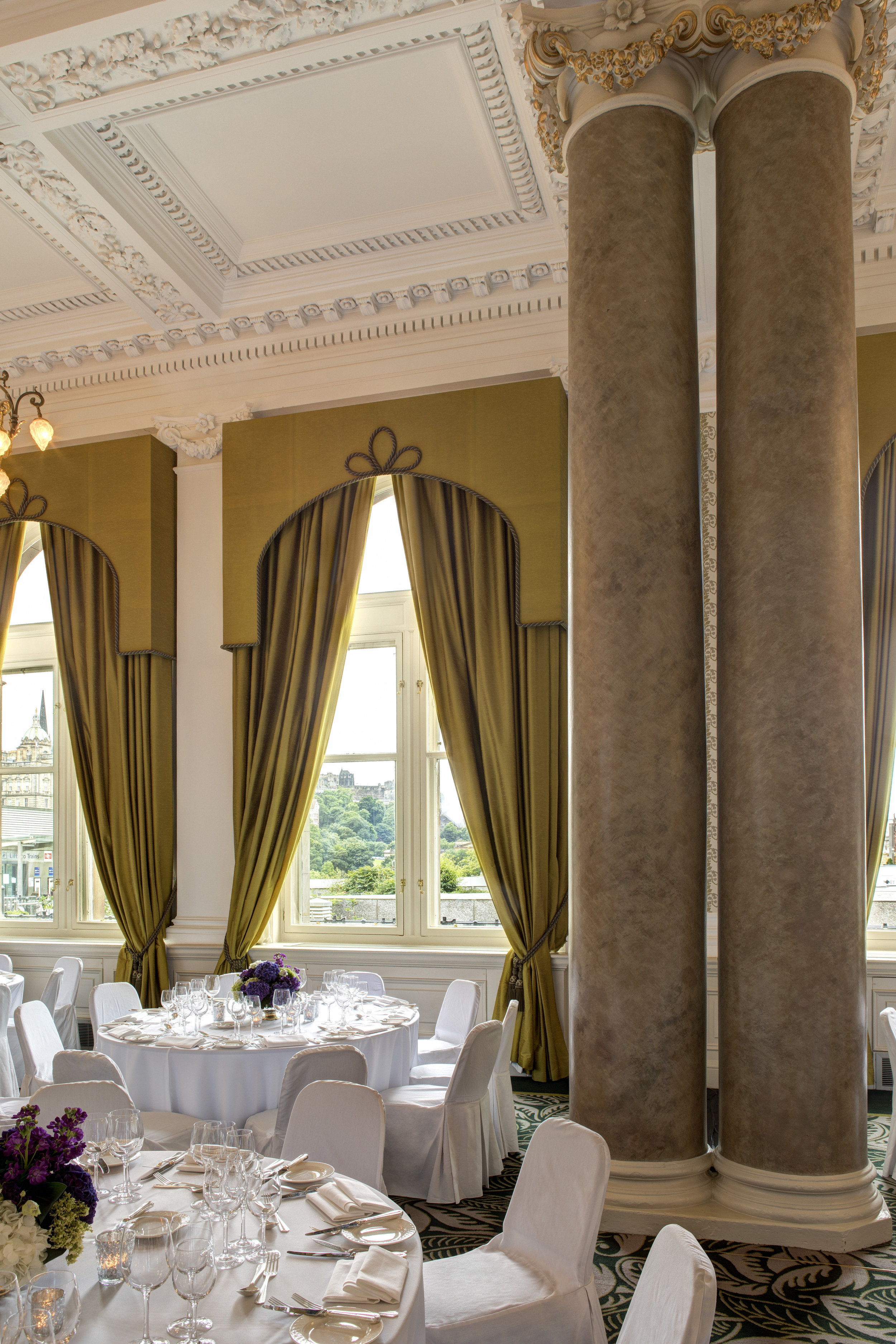 19 RFH The Balmoral - Sir Walter Scott Suite 5567 Jul 17.JPG