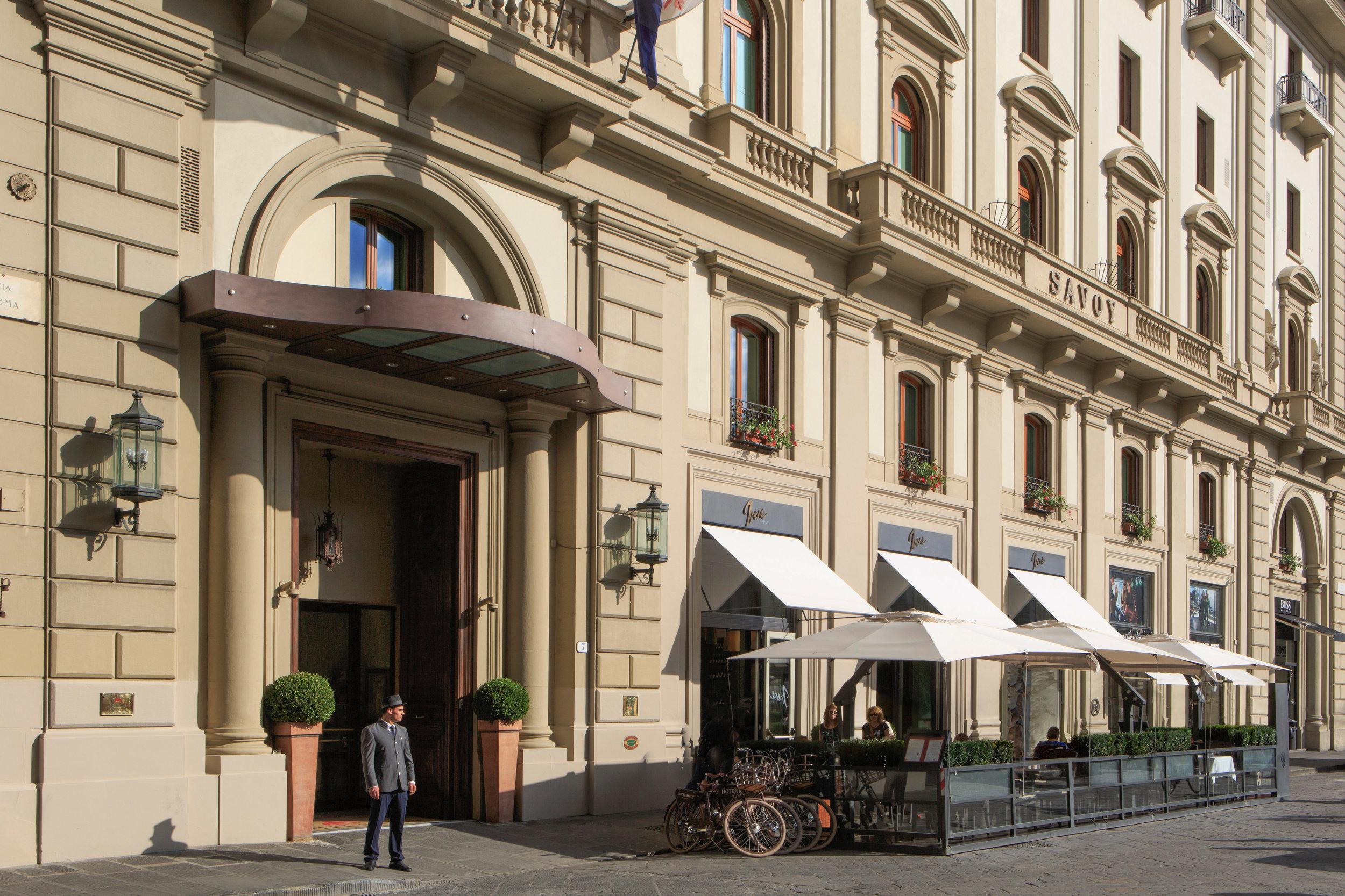 HOTEL NO 2 RFH Hotel Savoy - Facade 3624 JG Oct 16.JPG