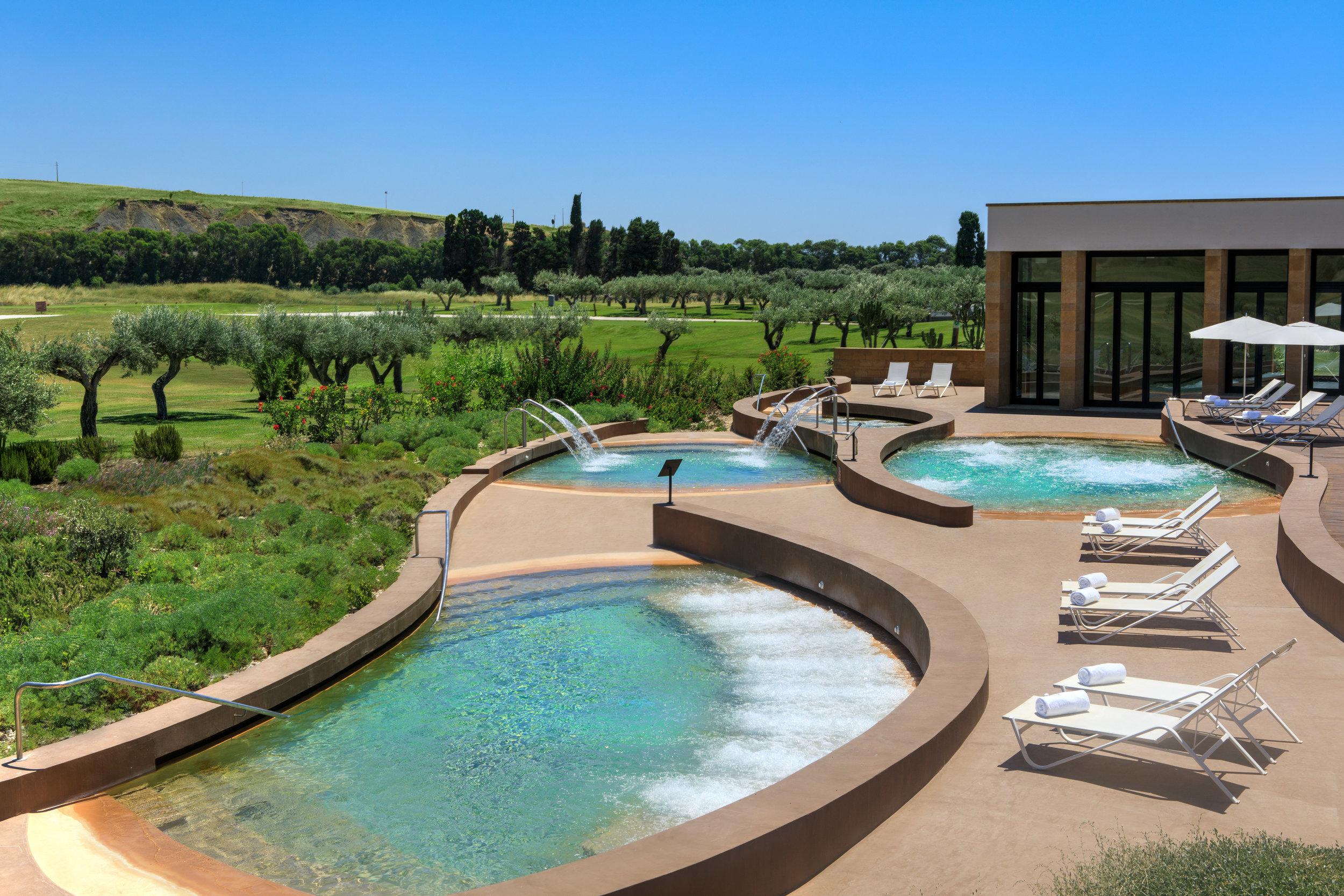7 RFH Verdura Resort - Verdura Spa Thalassotherapy Pools 4740 Jul 17.JPG