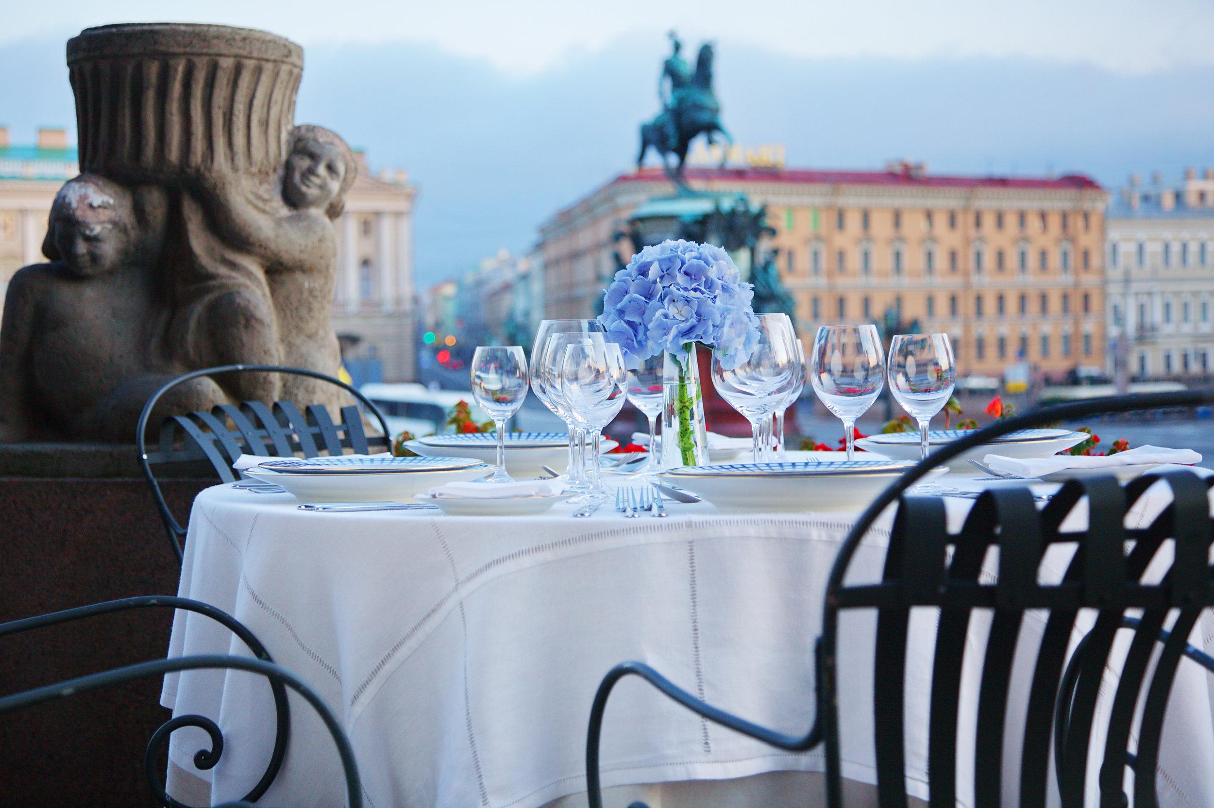 15 RFH Hotel Astoria -  Tchaikovsky Royal Suite Terrace IMG_7730 Kutelov 2011.jpg