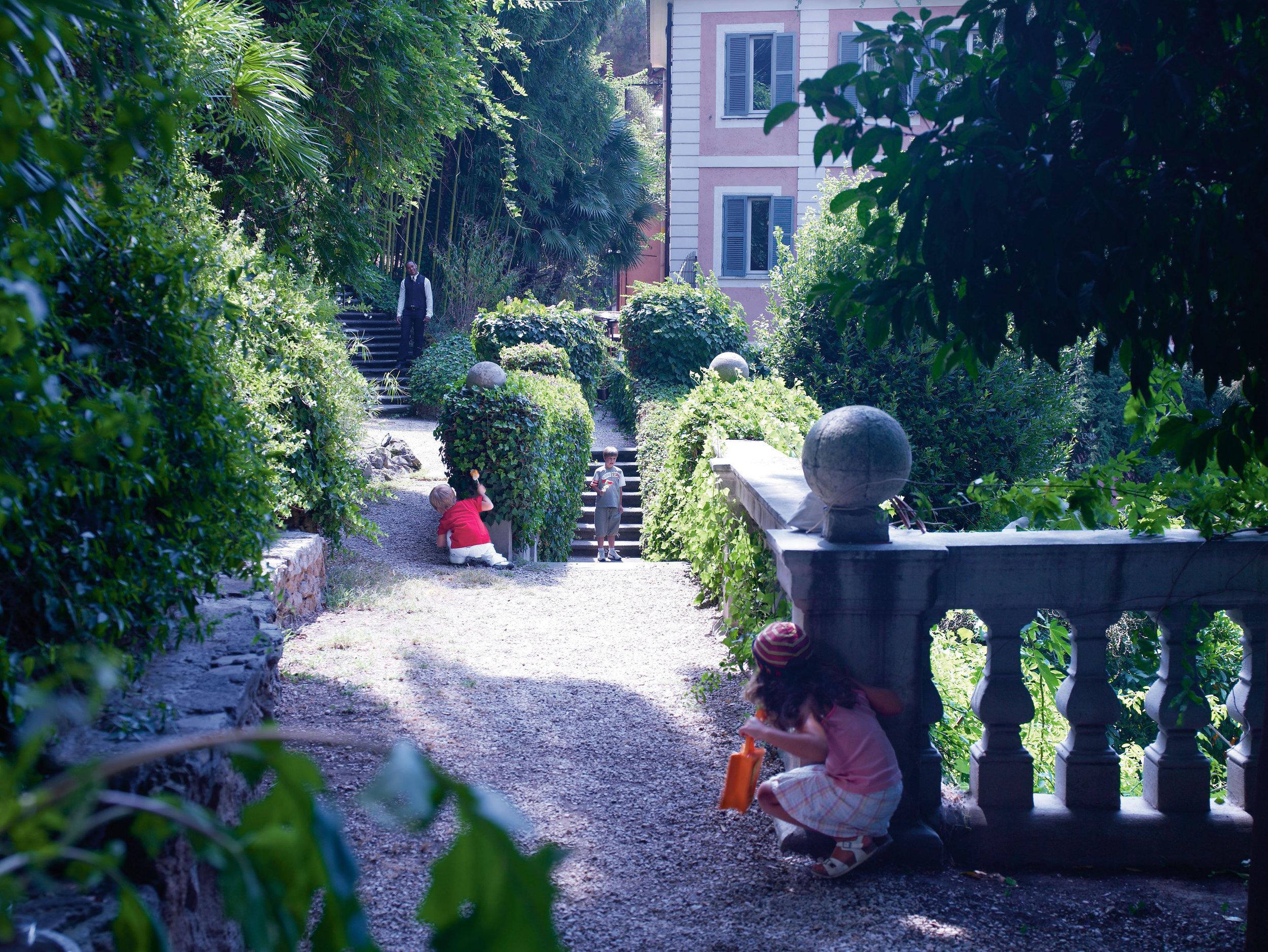 10A Hotel de Russie - children in Secret Garden A Houston.jpg