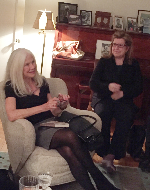 Novelist and memoirist Sheila Kohler discusses ONCE WE WERE SISTERS