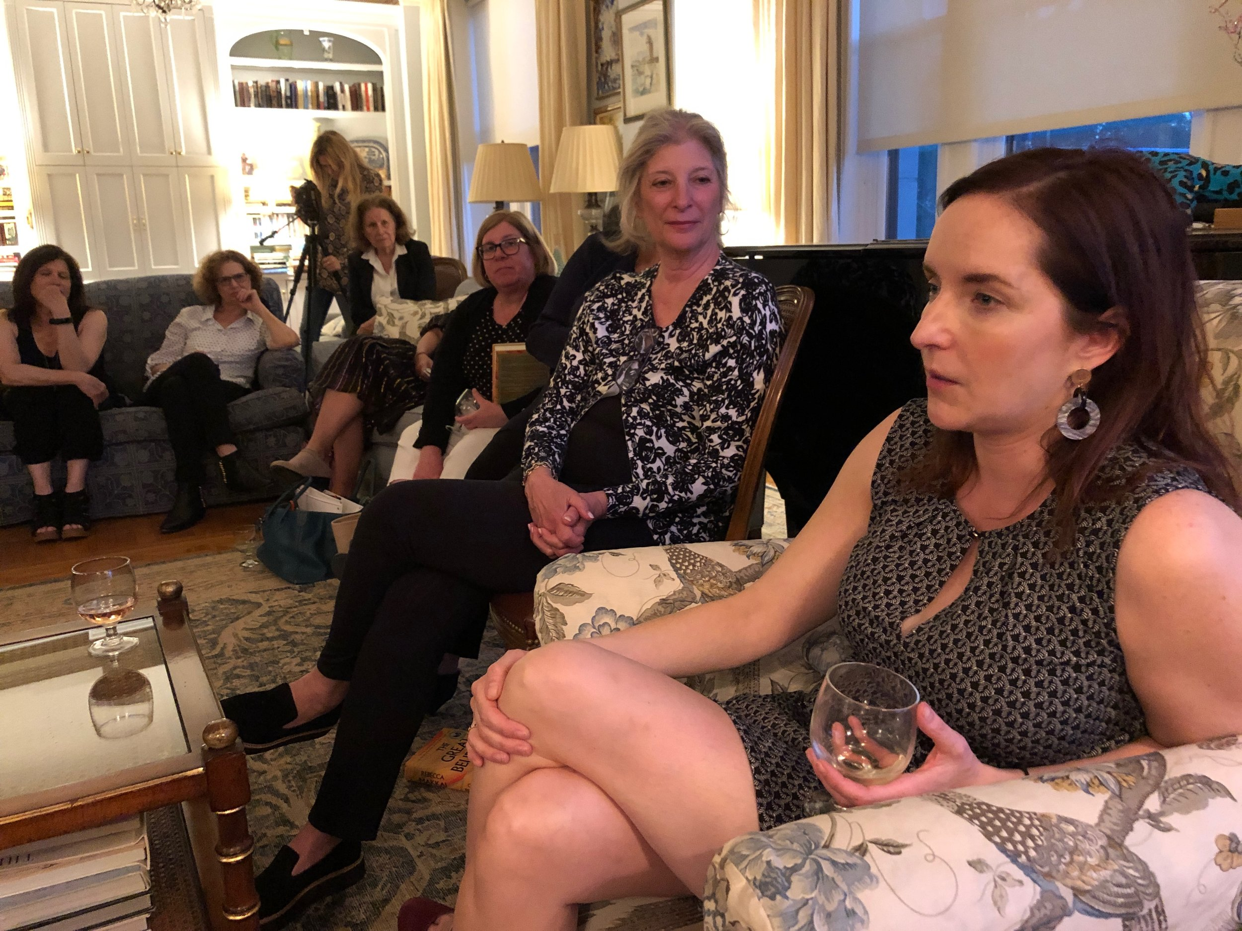 Rebecca Makkai discusses her novel THE GREAT BELIEVERS