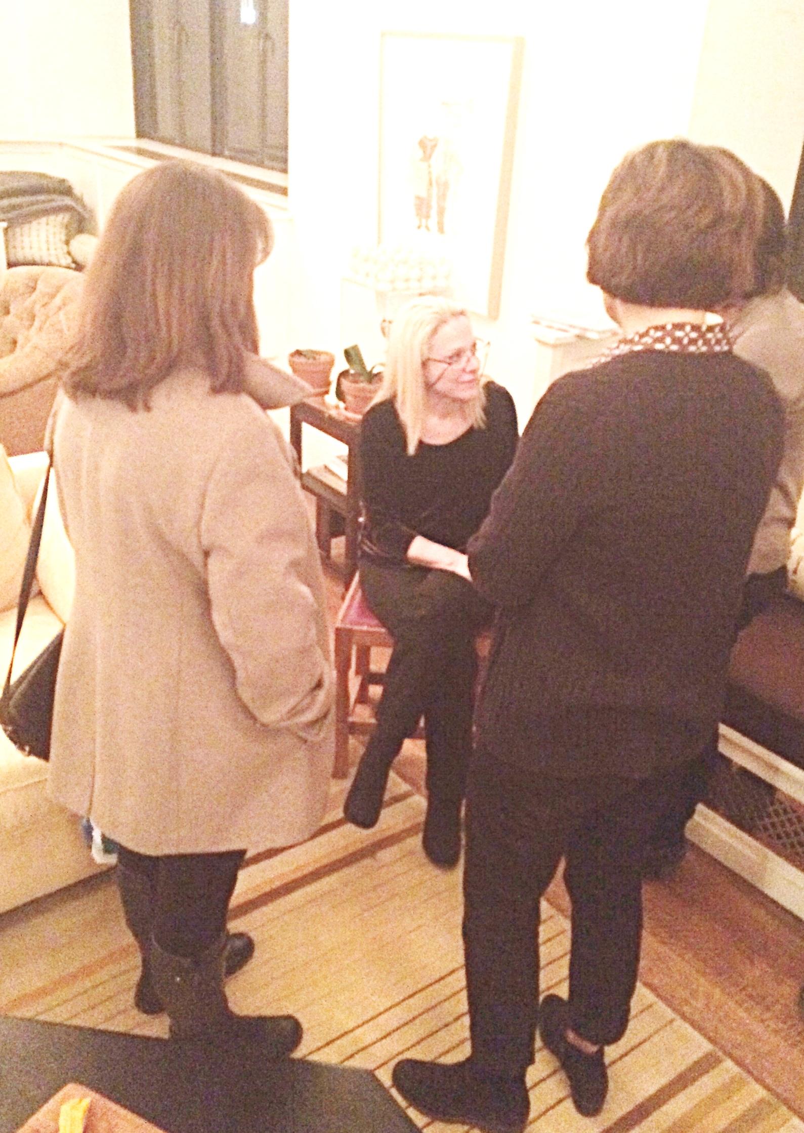 Alex Witchel discusses her memoir ALL GONE