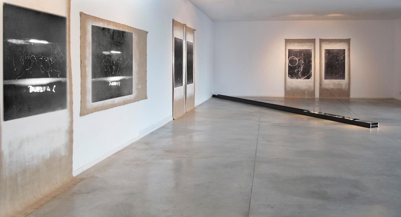 The Cloud Chamber , Alcobendas Contemporary Art Center, Madrid 2018.
