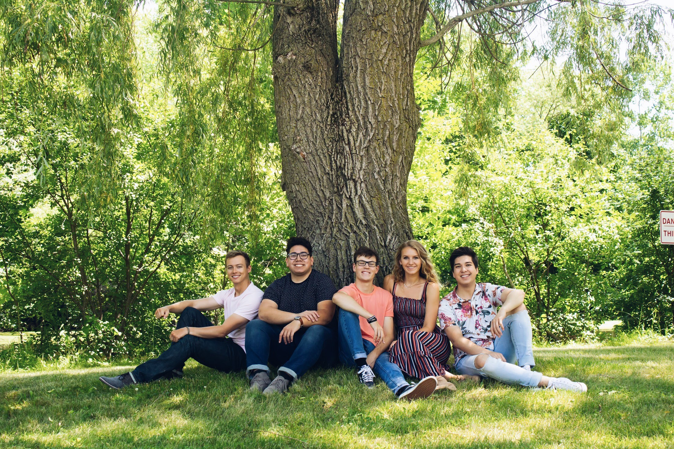 About Collide - Collide is a dynamic, new presence in the A Cappella scene. Formed by five Colorado natives in 2017, the members of Collide feature tight harmonies, one-of-a-kind pop covers, and a youthful energy.