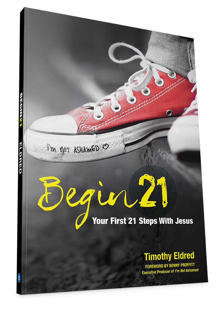 Level 1 - Begin21 provides new believers in Jesus with directions to embark on their new faith journey. This book will help you develop five, healthy habits to create a lifestyle that lasts a lifetime. Also included are questions for reflection, challenges for action, and thoughts to explore with a mentor or trusted friend.