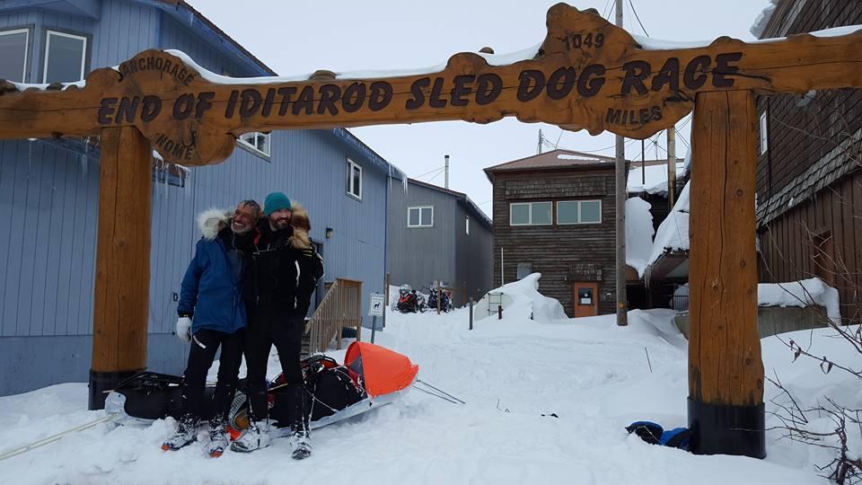 Beat Jegerlehner in Nome
