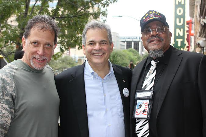 Allen Bergeron, Mayor Steve Adler & Glenn Towery.jpg