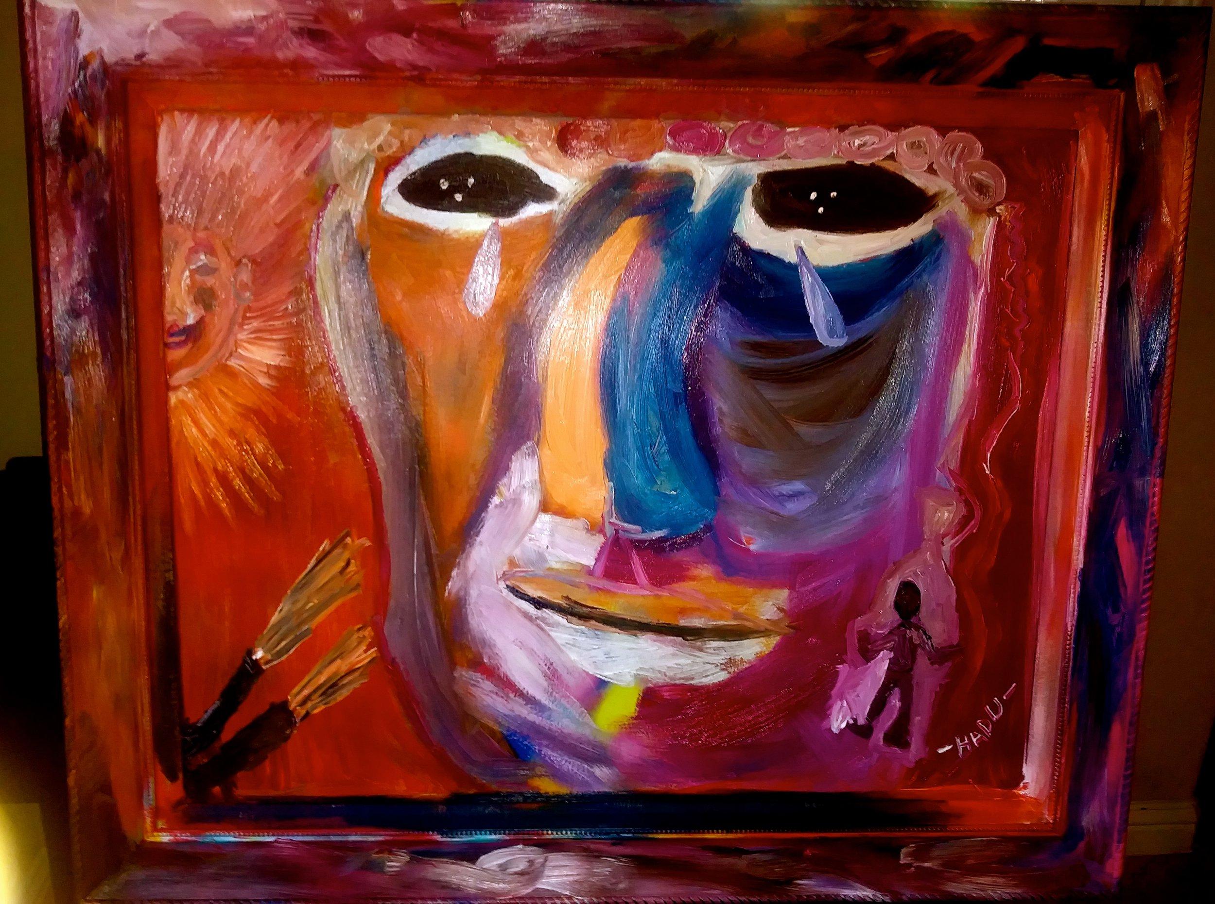 Art is Healing Me by Glenn Towery
