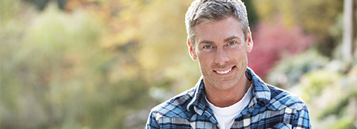 Dental Implants help restore those missing teeth, returning your smile to it's former glory.
