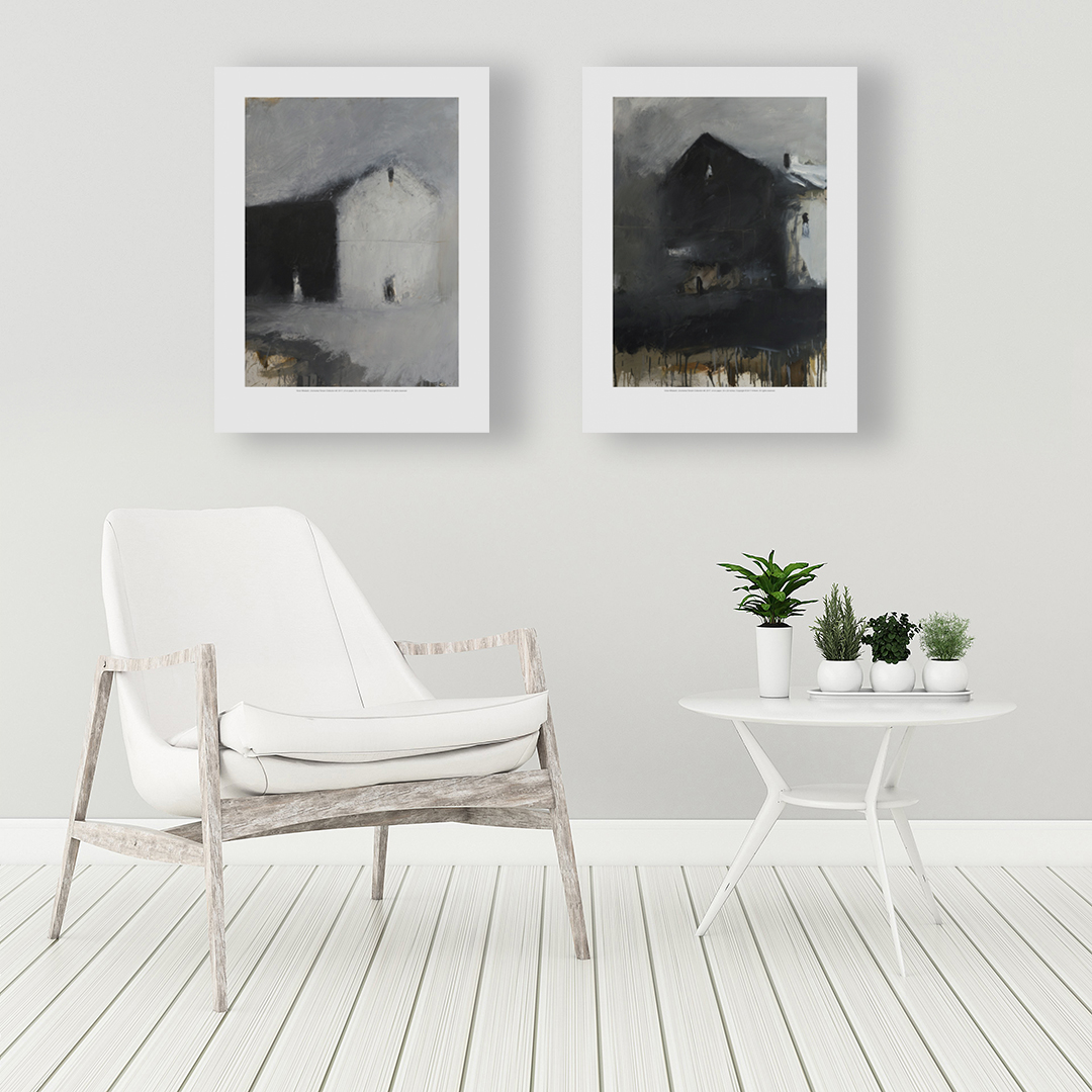 Limited Edition Prints, Victor Mirabelli, from the  Uncharted Terrain Collection