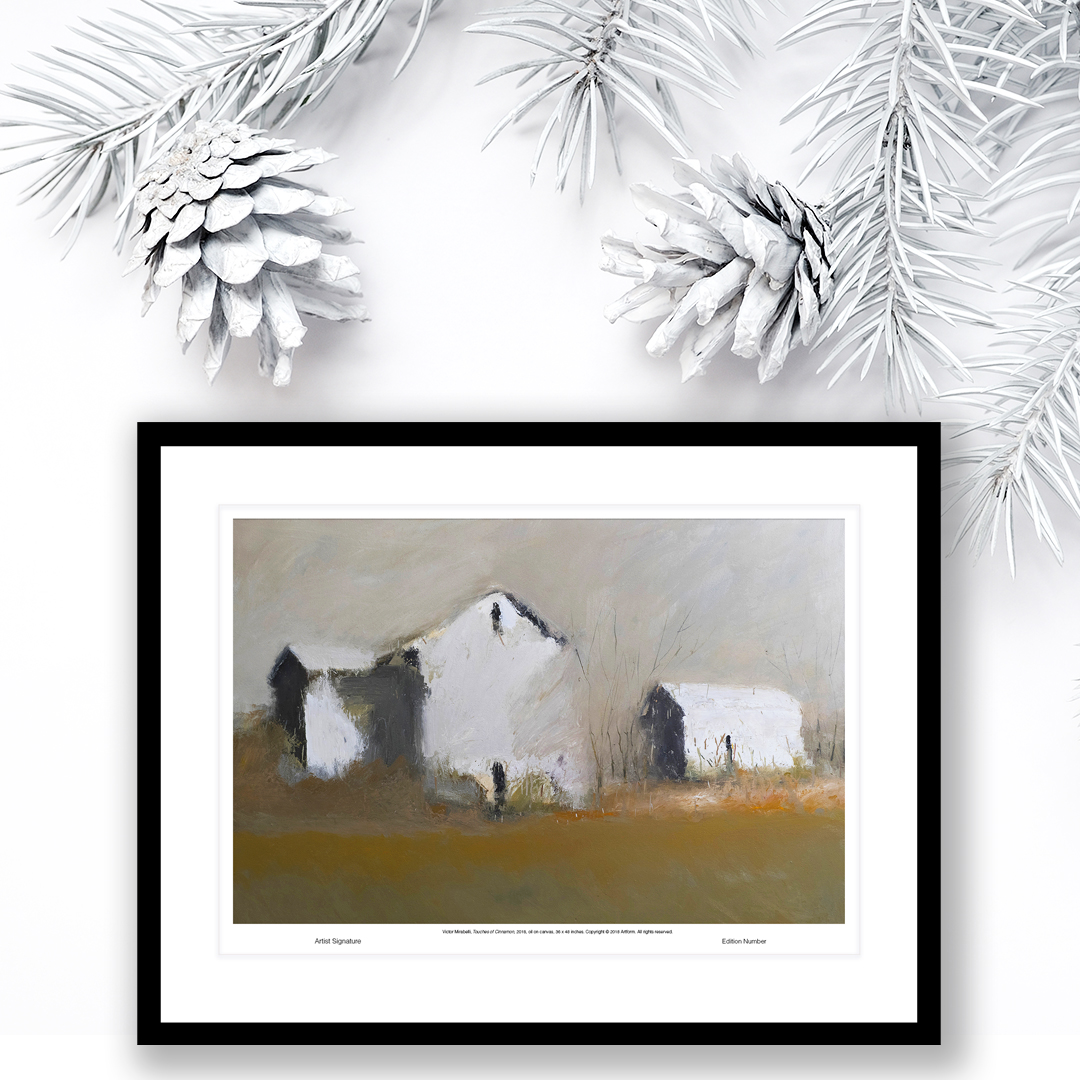 ArtformFineArt_Prints_Touches of Cinnamon_HolidayWhiteConesBranchesInstagram.jpg