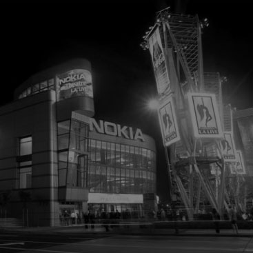 Impacts of the L.A. Sports and Entertainment District (LA Live) -