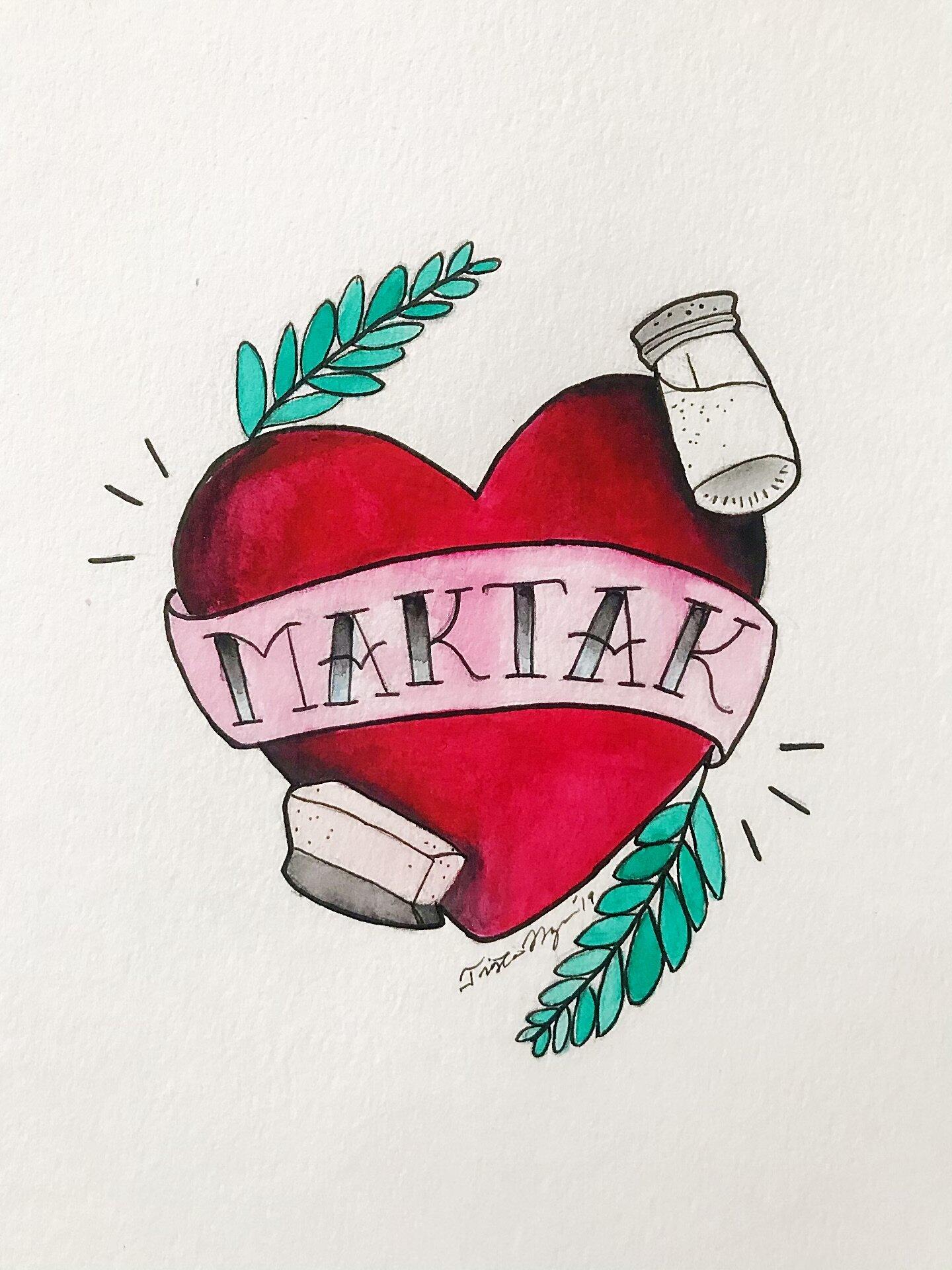 """Maktak"" undefined dimensions (2019)"