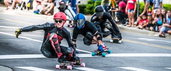 Photo by: Markeia Prepit - 2015 Summer Games Urban Downhill - Sports Action Winnter