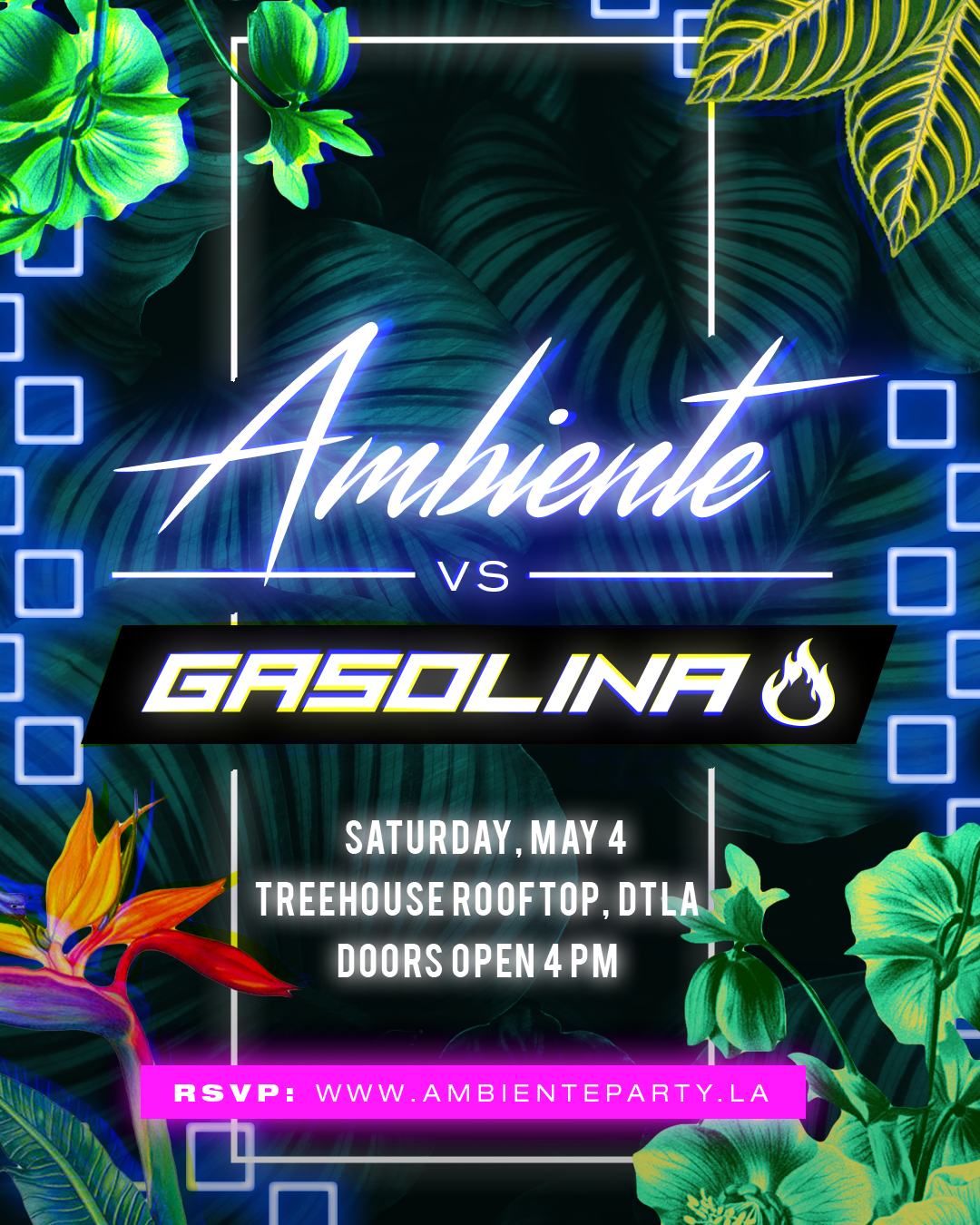 Ambiente vs Gasolina Flyer.png